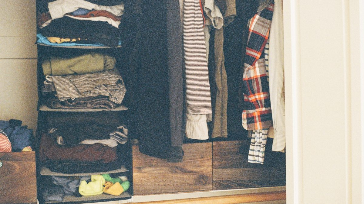 How to Turn Old Clothes Into Cash