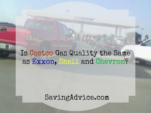 Is Costco Gas Quality the Same as Exxon, Shell and Chevron?