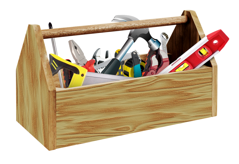 Why Every Adult Should Have a Toolbox
