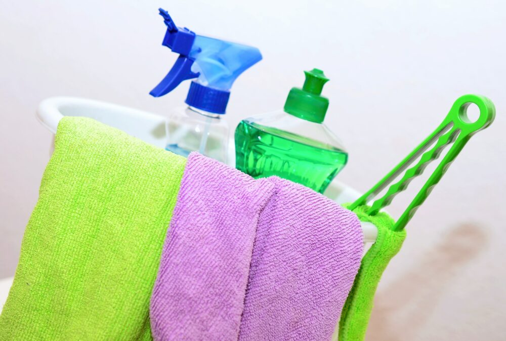 Here Are Some Tips to Use Fall Cleaning to Save Money