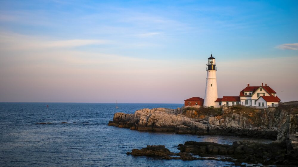 Here's How to Retire Well in Maine
