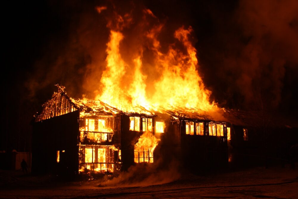 What Happens to Your Mortgage When Your House Burns Down?
