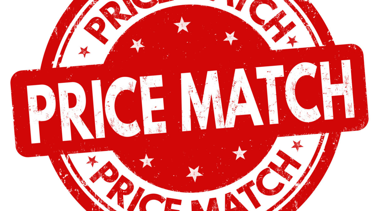 Try These 5 Stores For The Best Price Match Guarantees