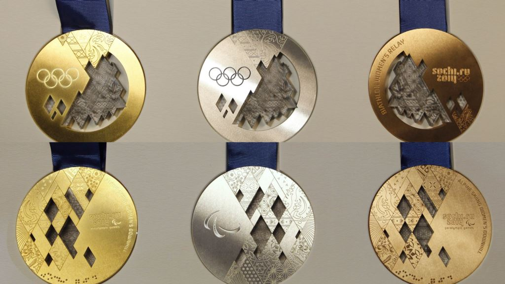 What Different Countries Pay Athletes for Olympic Gold Medals